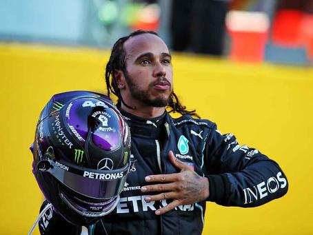 Hamilton y su 90ª victoria en F1: Se lleva el Gran premio de la Toscana