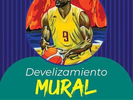 Alcalde Abel Martínez  develiza hoy murales a Titi y Marlon