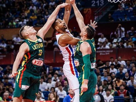 RD concluyó con 2-3 su participación en el Mundial FIBA