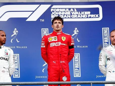 Charles Leclerc obtiene su primer triunfo en Fórmula 1. Mira los mejores momentos.