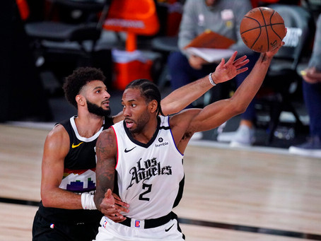Los Clippers ahogan a los Nuggets y se colocan a una victoria de hacer historia