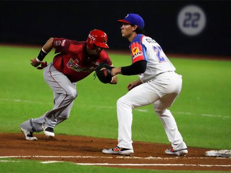 Venezuela mantiene invicto al imponerse a Dominicana en Serie del Caribe
