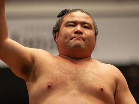 Shobushi es el primer luchador de sumo japonés que muere por coronavirus