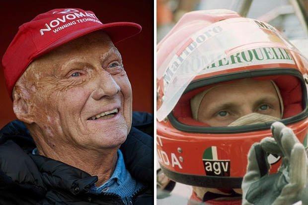 Niki Lauda murió a la edad de 70 años