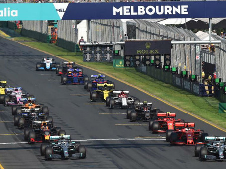 Oficial: F1 cancela el Gran Premio de Australia 2020 a causa del coronavirus