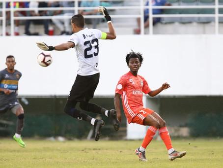 Pantoja se quedó con la Súpercopa de fútbol 2020