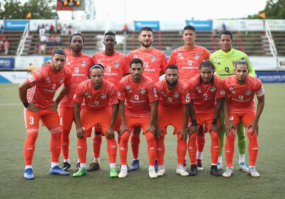 Cibao FC visita este miércoles al Atlético San Francisco