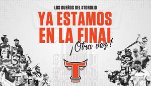 Con la victoria, los Toros aseguran la localía en la Serie Final