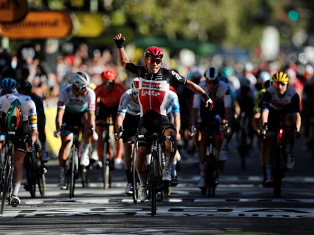 Todos los ciclistas que participan en Tour Francia dan negativo a COVID-19 y podrán seguir corriendo