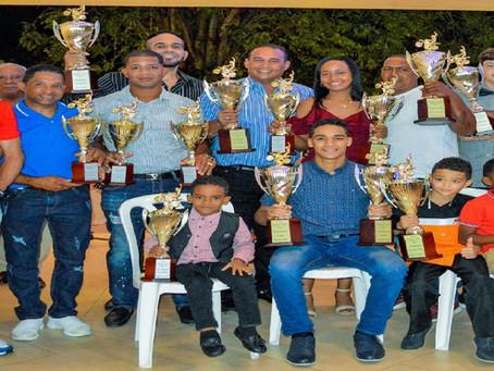 FDM premia mejores pilotos nacional de motocross' 2019. Manny Mora MVP