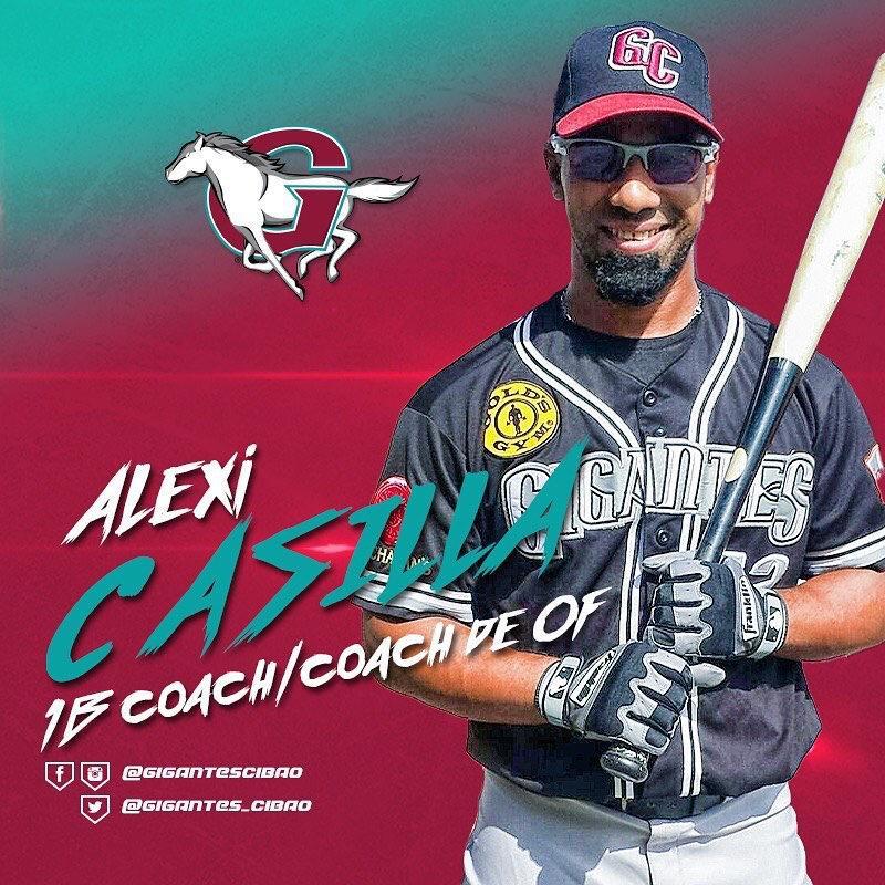 Alexi Casilla Coach