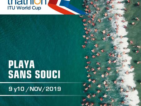 República Dominicana será sede del Campeonato Mundial de Triatlón.