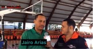 Jairo Arias entrevistado por David Cepeda