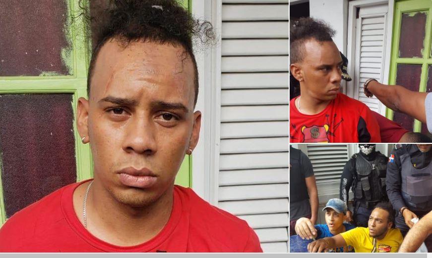 cinco hombres sospechosos de participar en el ataque contra el expelotero de Grandes Ligas, David Ortiz
