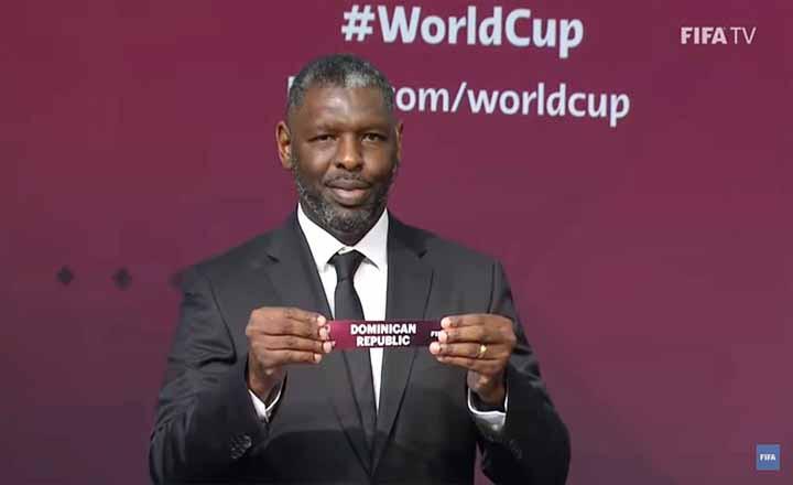 República Dominicana fijó su curso hacía el Mundial de Catar 2022