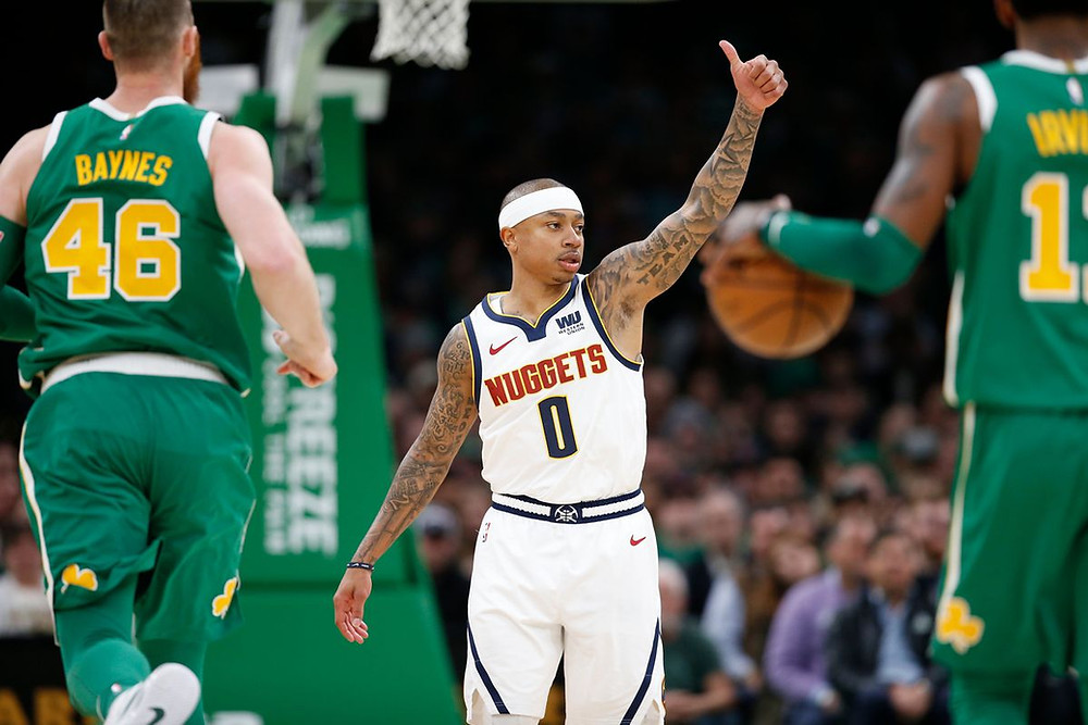 Isaiah Thomas regresa a Boston por primera vez