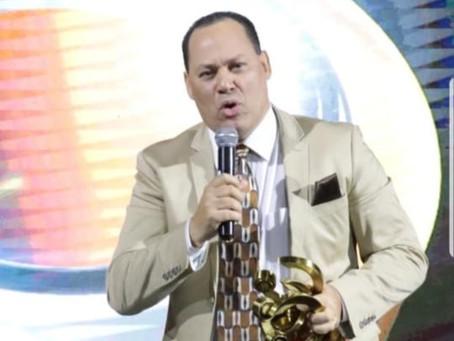 Franklin Mirabal barrió Premios Gardo con tres galardones
