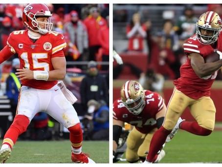 Kansas City Chiefs y San Francisco 49ers se citan en el Super Bowl