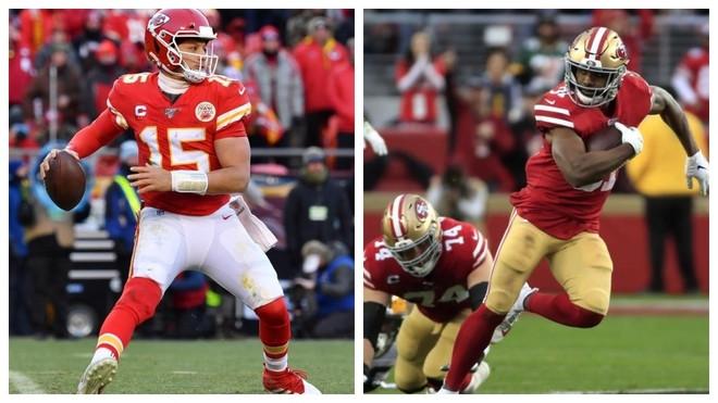 Kansas City Chiefs y San Francisco 49ers se verán las caras en la Super Bowl LIV del próximo 2 de febrero