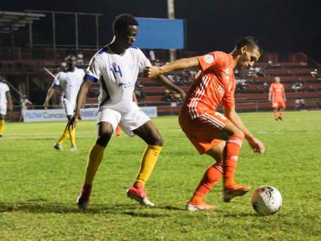 Cibao FC iguala con Jamaica en el torneo del Caribew de Concacaf