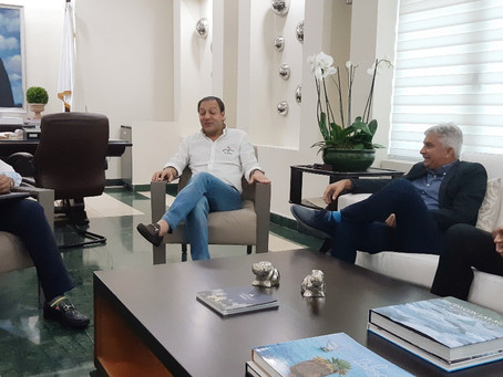 Alcalde Abel Martínez se integra a Baloncesto Superior
