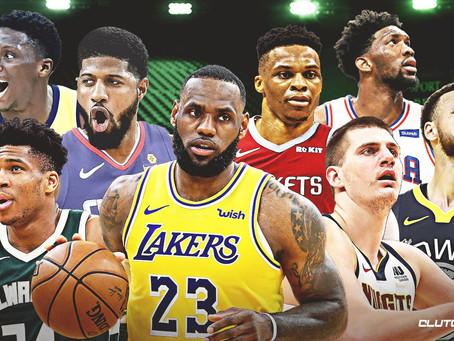 La NBA apunta a regresar con 22 equipos en Orlando