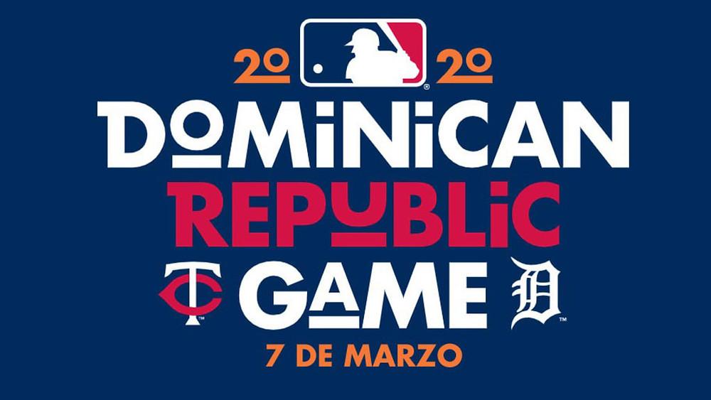 Los Twins de Minnesota y los Tigres de Detroit jugarán un partido de entrenamiento de primavera en el Estadio Quisqueya Juan Marichal en Santo Domingo, República Dominicana el sábado 7 de marzo