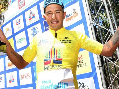 Colombiano Robinson Chalapud campeón de la Vuelta Ciclista Independencia
