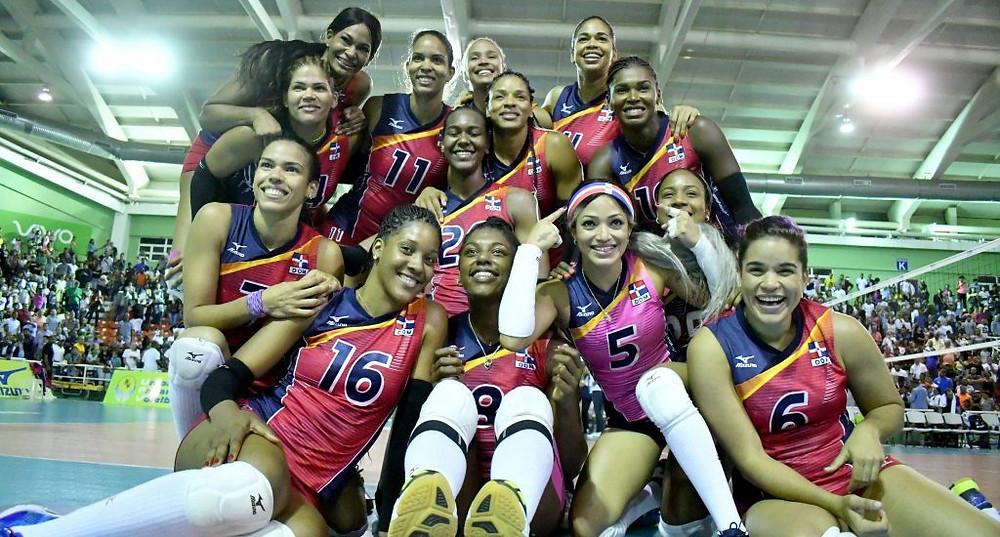 Selección Nacional de Voleibol Femenino de Mayores de la República Dominicana