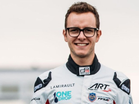 Brutal accidente en la Fórmula 2: murió el francés Anthoine Hubert. Mira el choque.