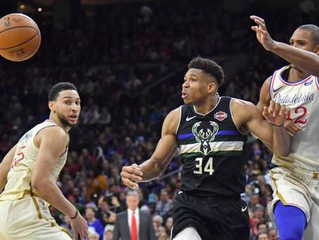 Navidad NBA 2019: Philadelphia 76ers domó a Giannis Antetokounmpo y aplastó a Milwaukee Bucks.