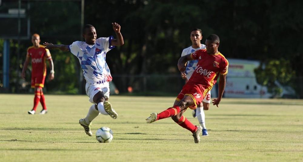 Los constitucionales sacaron ventaja  mínima en la ida el domingo pasado como locales con marcador de tres goles por dos.