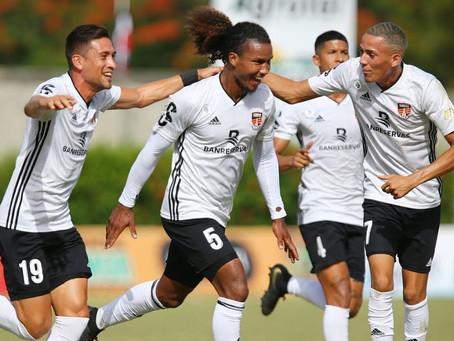 Moca debe ganar por tres goles; Jarabacoa recibe al Pantoja con serie empatada en LDF