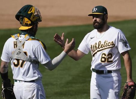 Oakland gana el Oeste tras caída de Astros