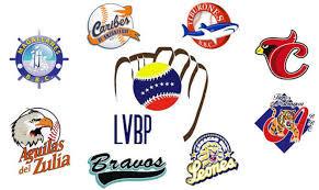 Los representantes de los ocho clubes adscritos a la Liga Venezolana de Beisbol Profesional (LVBP)