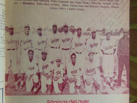 Águilas Cibaeñas festejaron 87 aniversario de fundación. Santiago BBC fue predecesor del equipo.