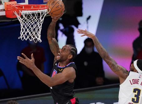 Leonard brilló en paliza de Los Angeles Clippers sobre Denver Nuggets