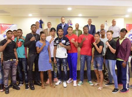 Con especial dedicatoria a Lucas Hernández, arranca la Copa Independencia de Boxeo Internacional.