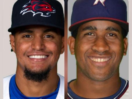 Dos Dominicanos ganan premio en ligas menores USA