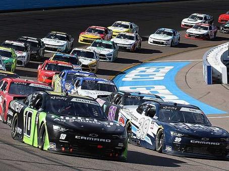 La NASCAR vuelve a Florida en junio pero sin espectadores