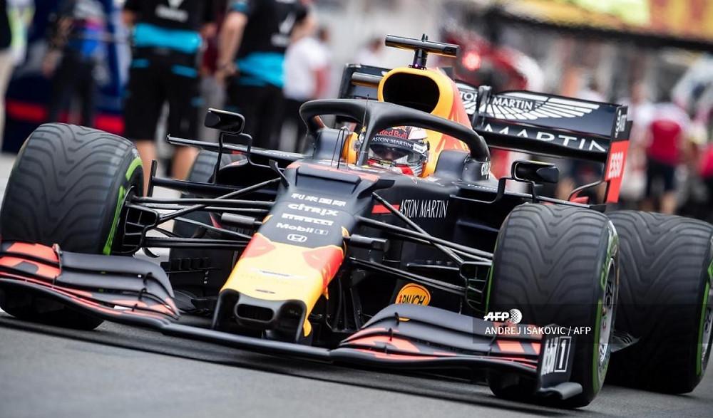 Hamilton comenzó la sesión como la terminó: en la primera posición