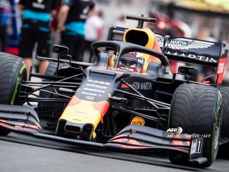 Hamilton lidera sobre Verstappen y Vettel en el arranque de Hungría