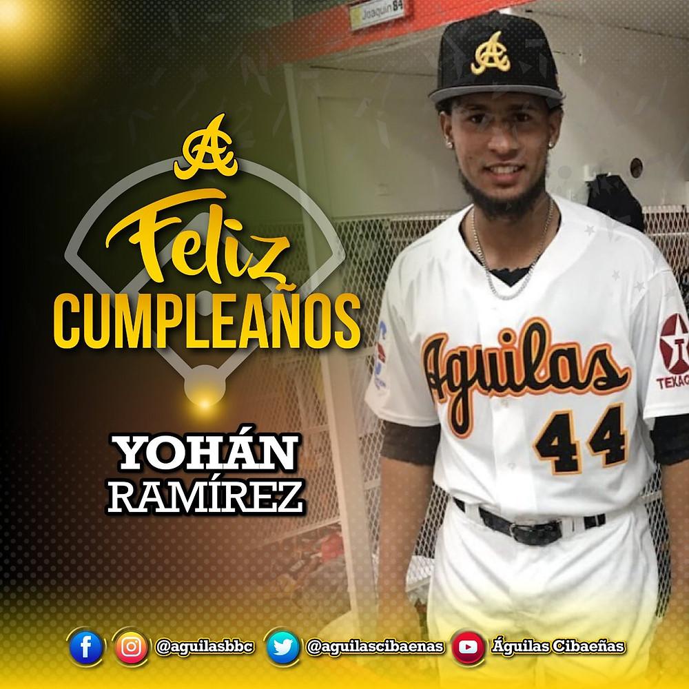 Yohan Ramírez