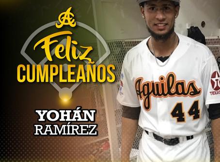 Aguiluchos Ramírez y Rossó debutantes del 2020 en MLB