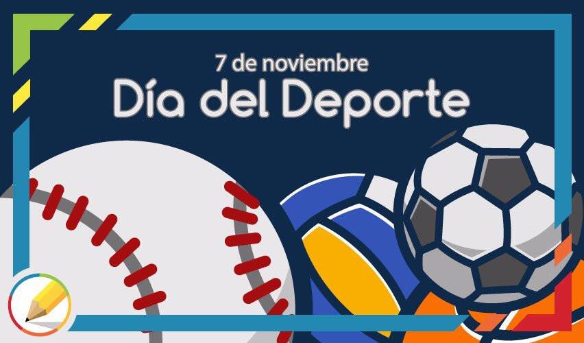 Cada 7 de noviembre en República Dominicana se celebra el Día del Deporte
