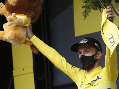 Peters gana 8va etapa del Tour de Francia