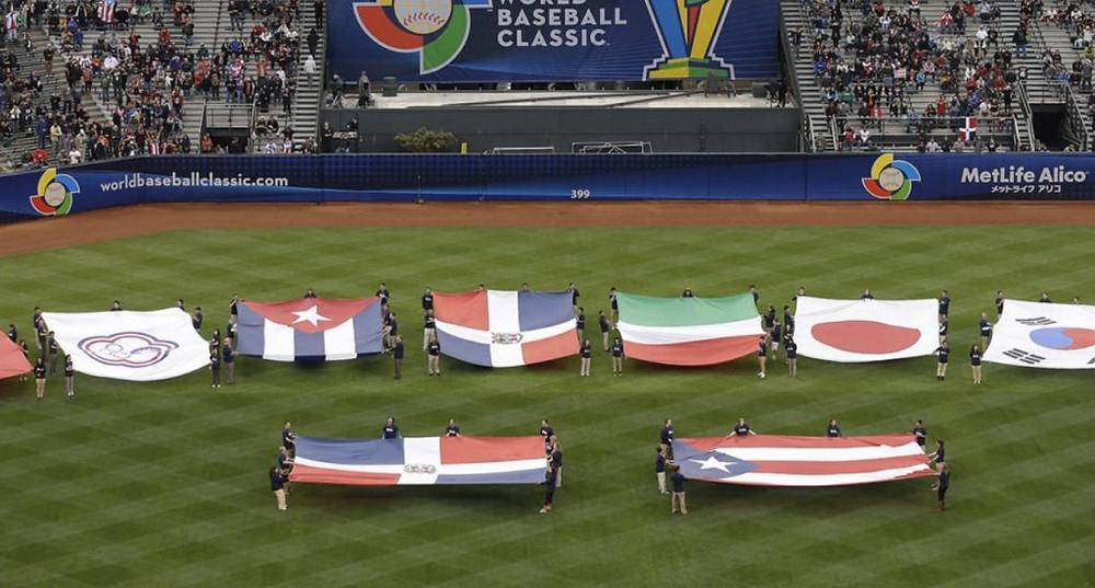 Otra vez República Dominicana no fue tomada en cuenta por Grandes Ligas para ser sede del Clásico Mundial de Béisbol