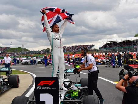 Lewis Hamilton ganó el GP de Gran Bretaña y estira su ventaja en la Fórmula 1.