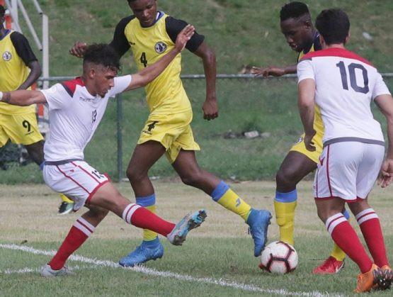 Goles de Dorny Romero, Erick Japa y Rudolf González dieron al país los tres puntos