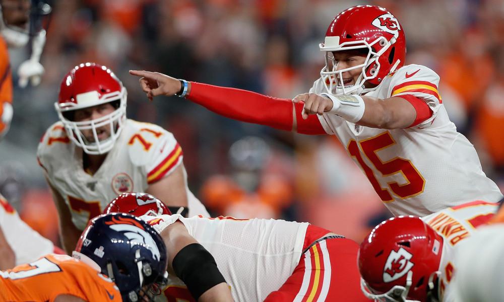 Como se tenía presupuestado, Chiefs borraron su racha de dos encuentros consecutivos